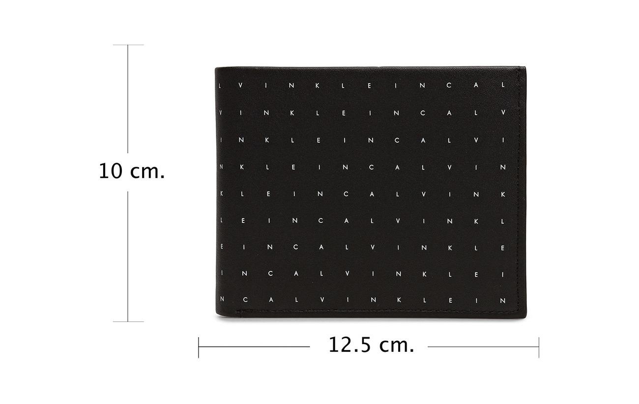 100 Cuir coin 5cc Calvin Klein Grid qXInWAtpww