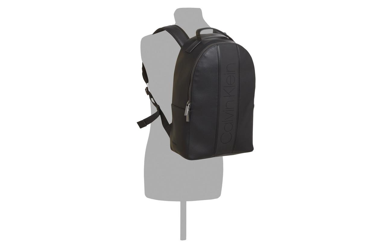 100 Black Calvin Backpac Polyurethane Round Klein Strike qwxaXOS