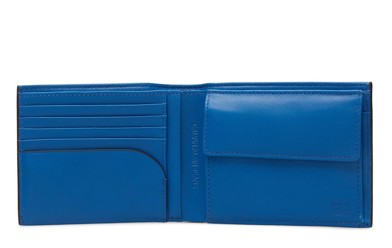 WKenautical Klein Plastic Wallet BlueCalvin iOkXZuP