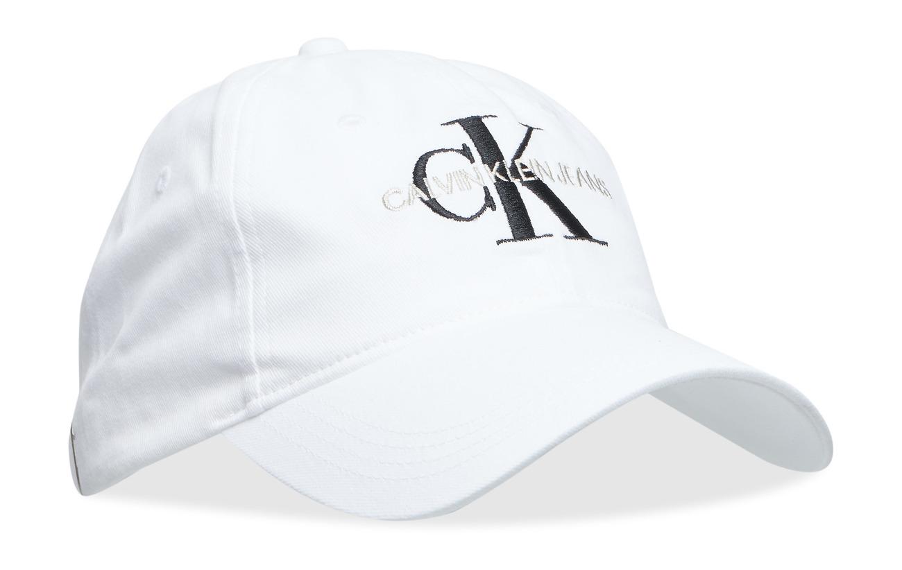 Mbright J Klein Cap Monogram WhiteCalvin X0P8nONwk