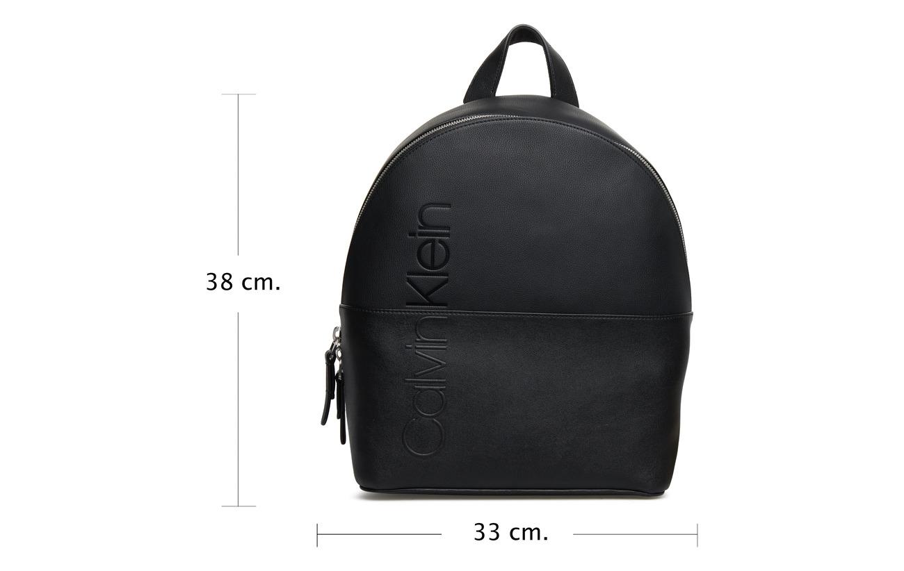 Klein Dual 100 Backpack Calvin Black Polyurethane ZWOTW7wdq