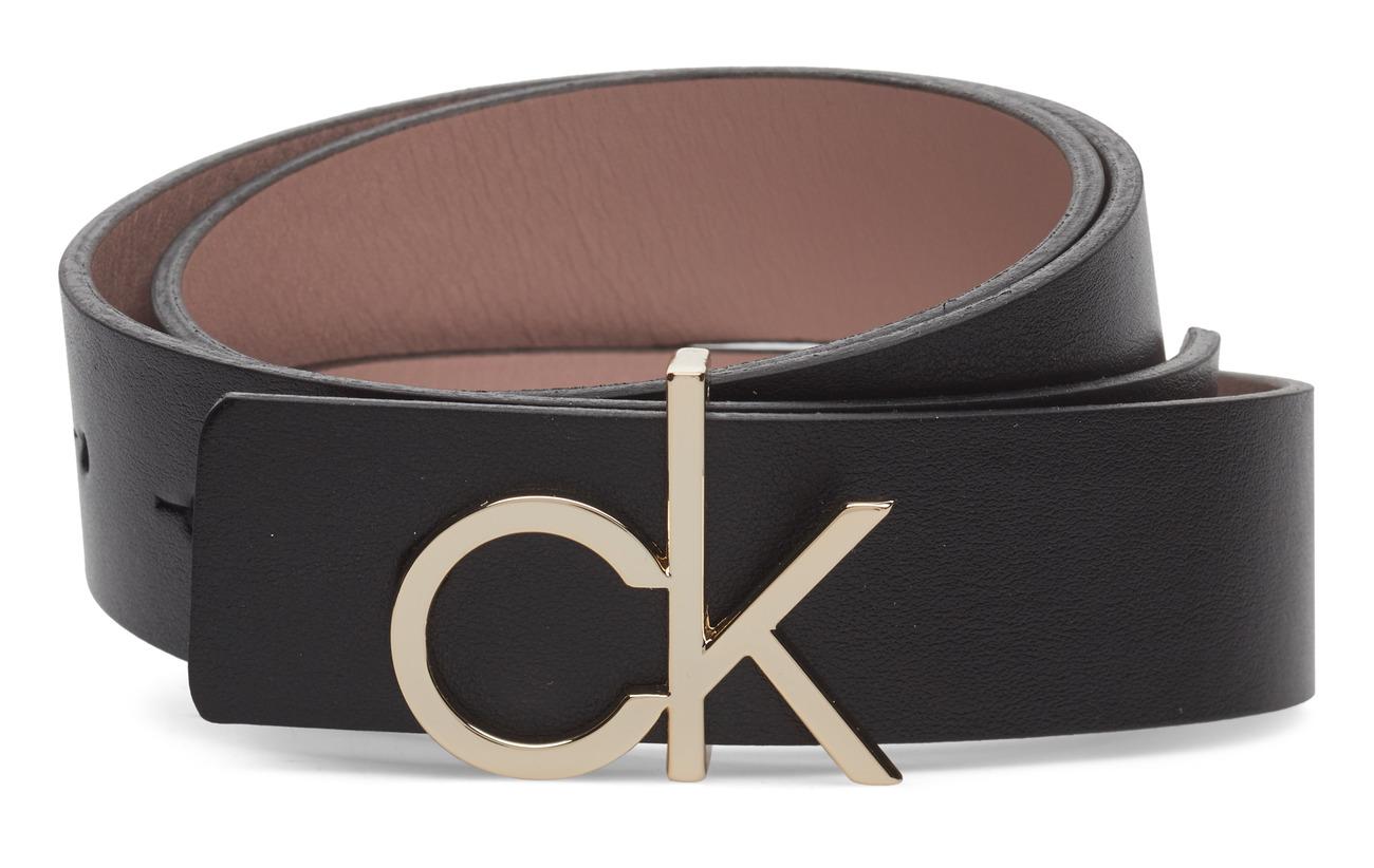 Calvin Klein 3CM REV. CK GIFTSET - BLACK/NUDE