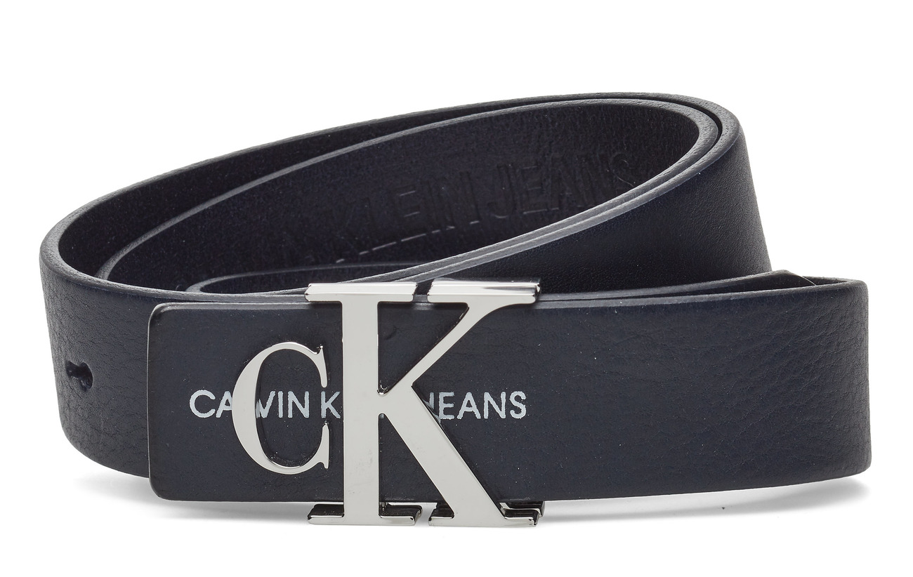 Mono Leather J 3cm Bmedieval BlueCalvin Klein wiXukOPZT