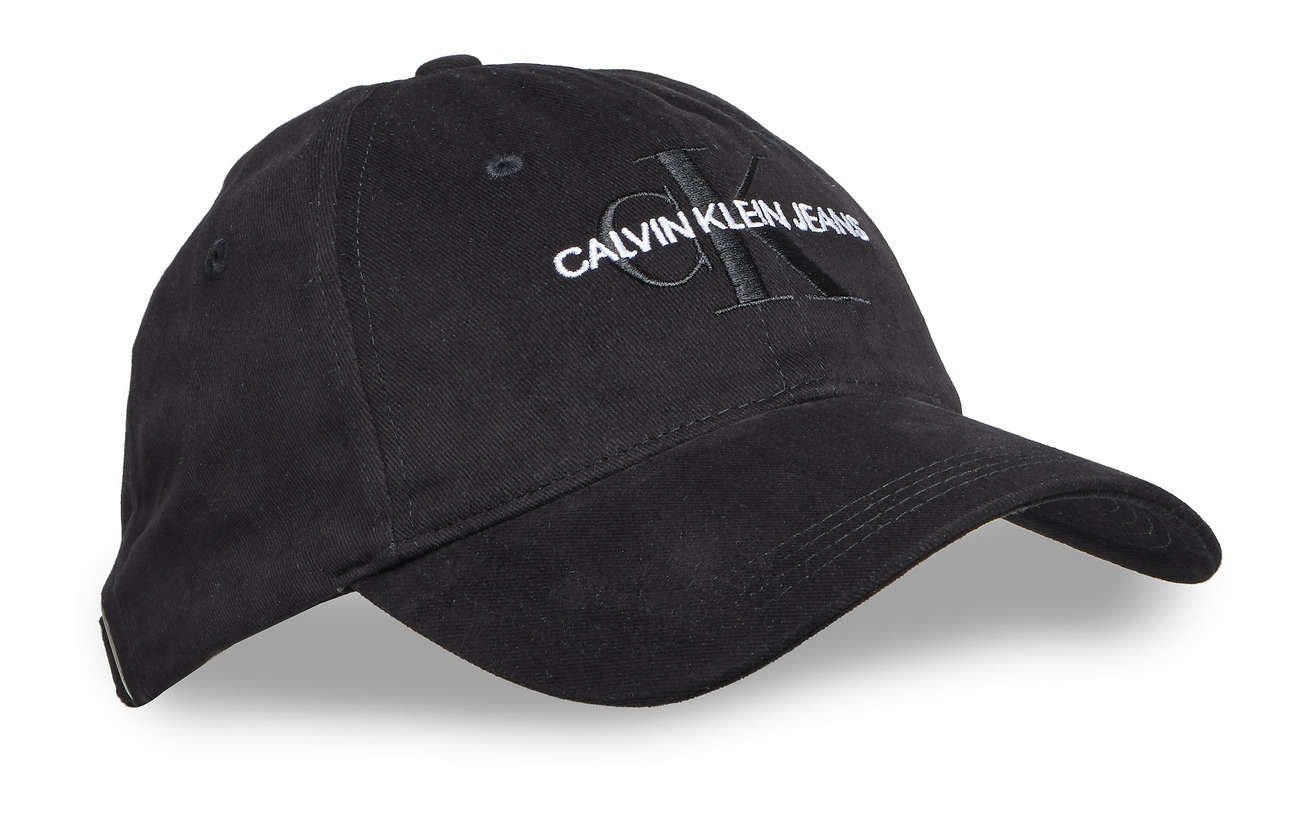 Calvin Klein J MONOGRAM CAP W, 64 - BLACK BEAUTY