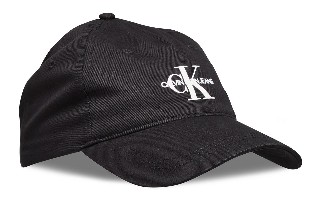 Calvin Klein J MONOGRAM CAP W, BA - BLACK BEAUTY