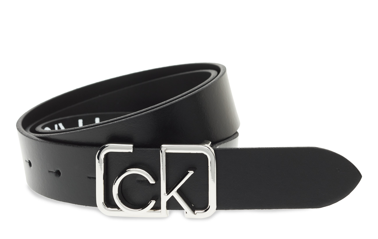 Calvin Klein CK SIGNATURE BELT 3.0 - BLACK