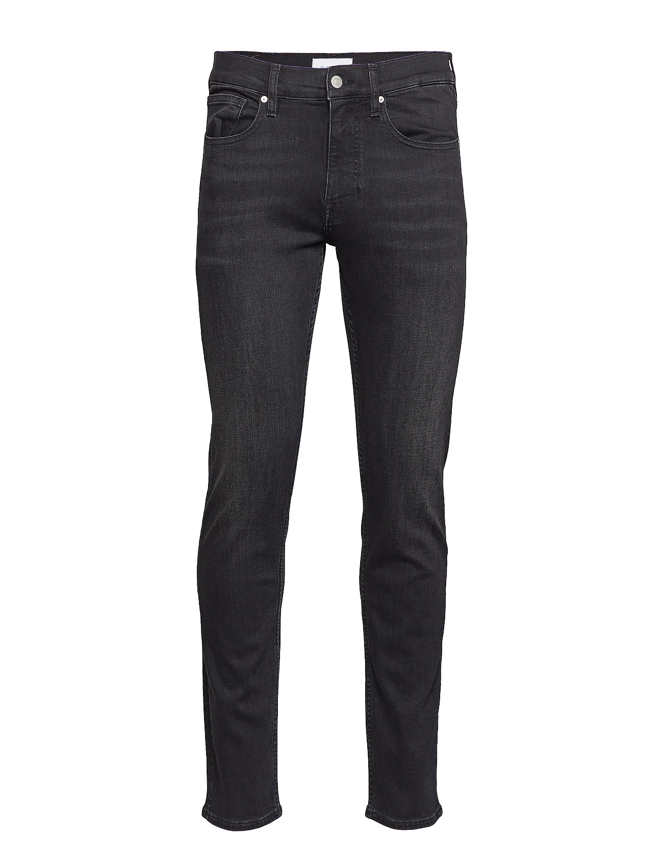 Calvin Klein SLIM STRETCH DENIM M - MELROSE WASHED BLACK