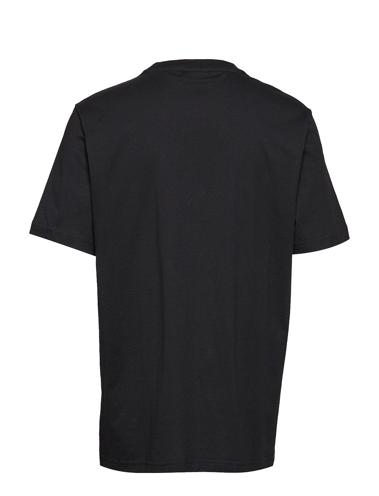 BlackCalvin Klein Tcalvin Cotton Logo Front 5cR3S4LjAq