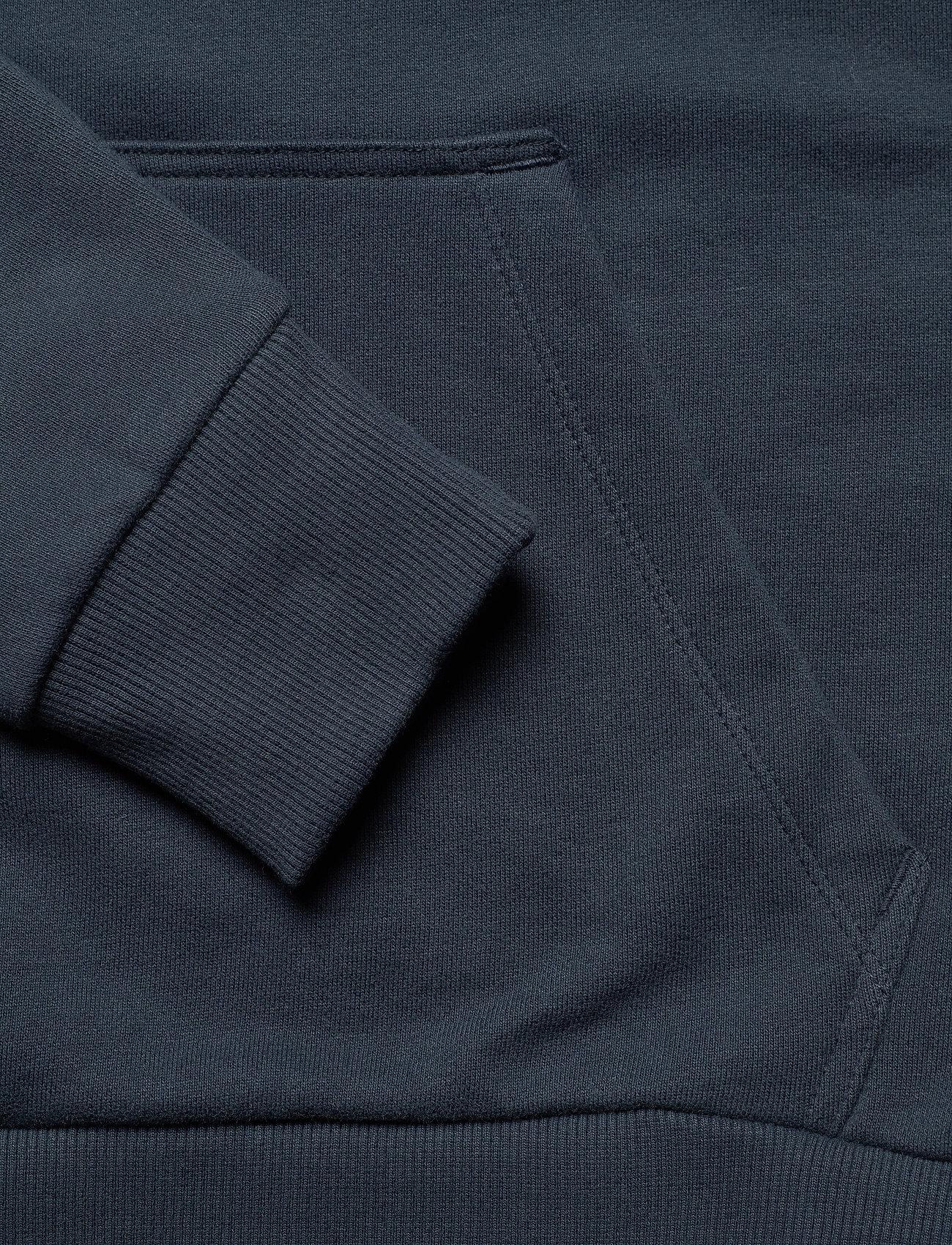 Calvin Klein - LOGO EMBROIDERY HOODIE - hoodies - calvin navy - 3