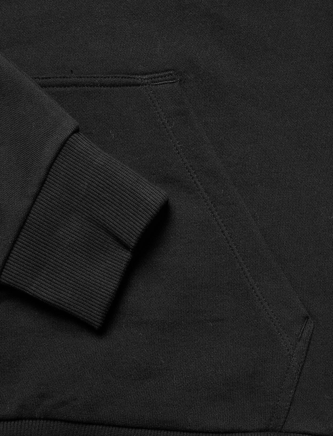 Calvin Klein - LOGO EMBROIDERY HOODIE - hoodies - ck black - 3