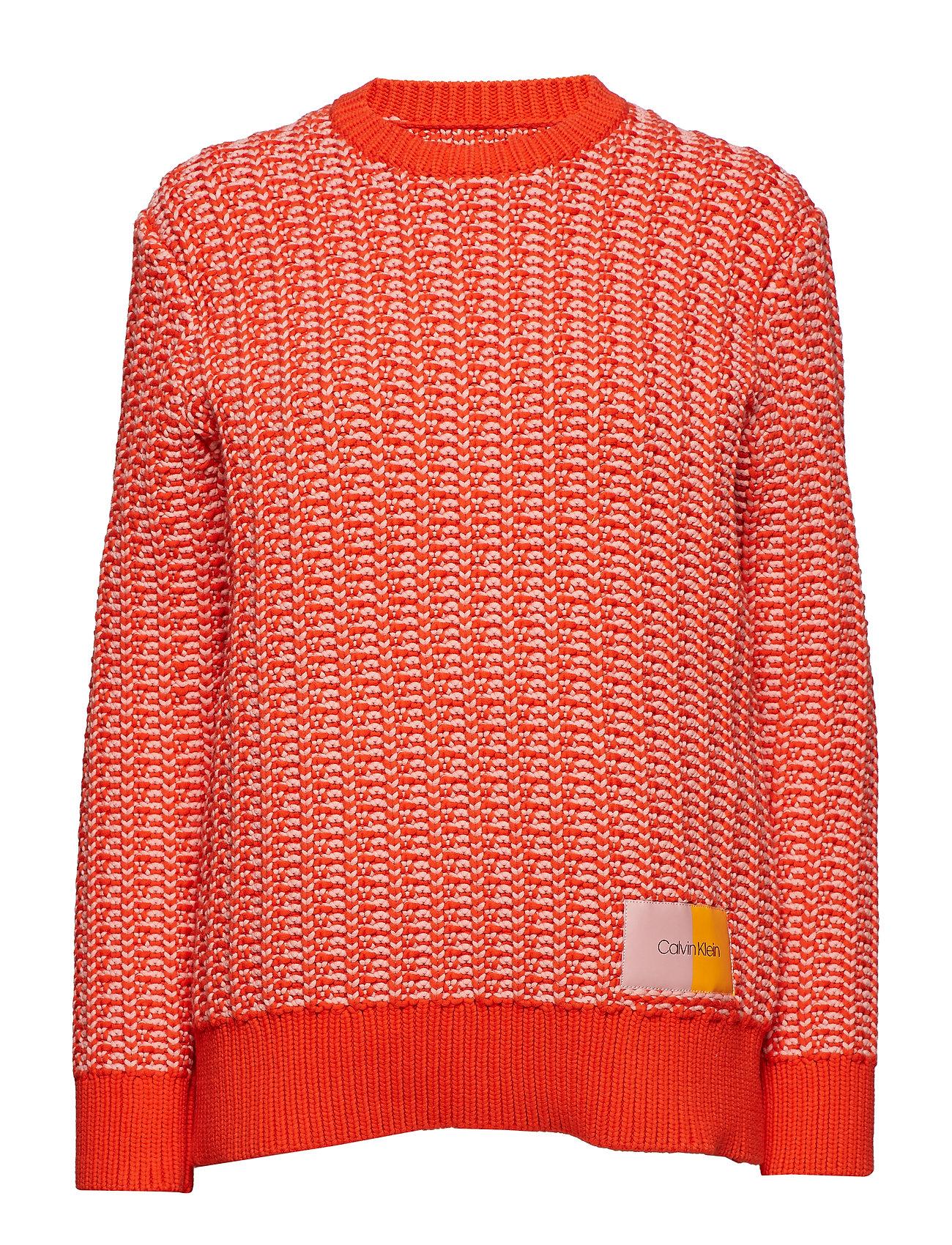nkacid C Klein Novelty OrangeBlushCalvin Stitch thQrCds