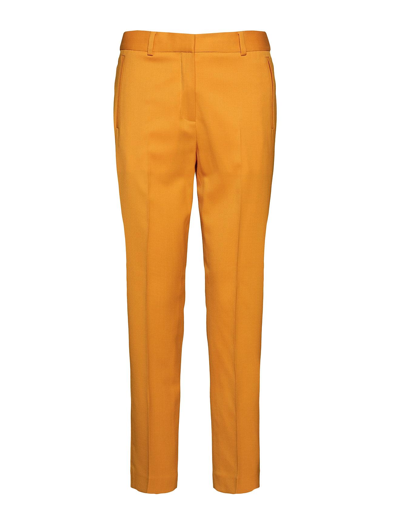 Image of Stripe Insert Stl An Bukser Med Lige Ben Gul Calvin Klein (3109690481)