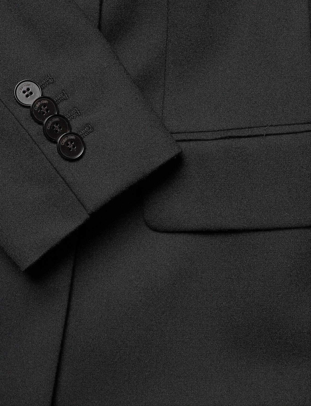 Flannel Db Belted Long Blazer (Calvin Black) (2275 kr) - Calvin Klein