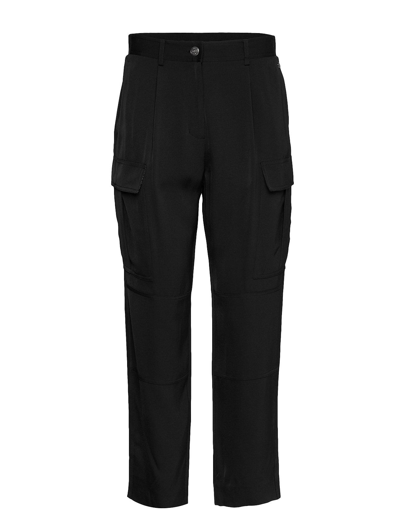 Image of Soft Cargo Pant Bukser Med Lige Ben Sort Calvin Klein (3336493793)