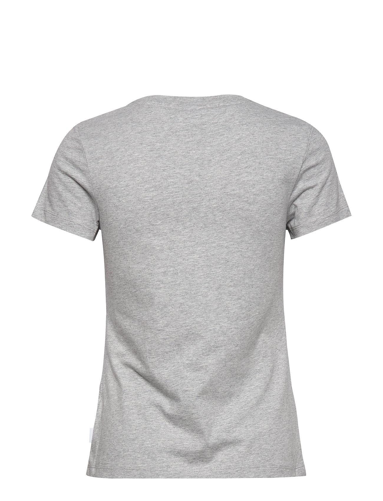Calvin Klein Slim Fit Metallic Lo - T-shirts & Toppar