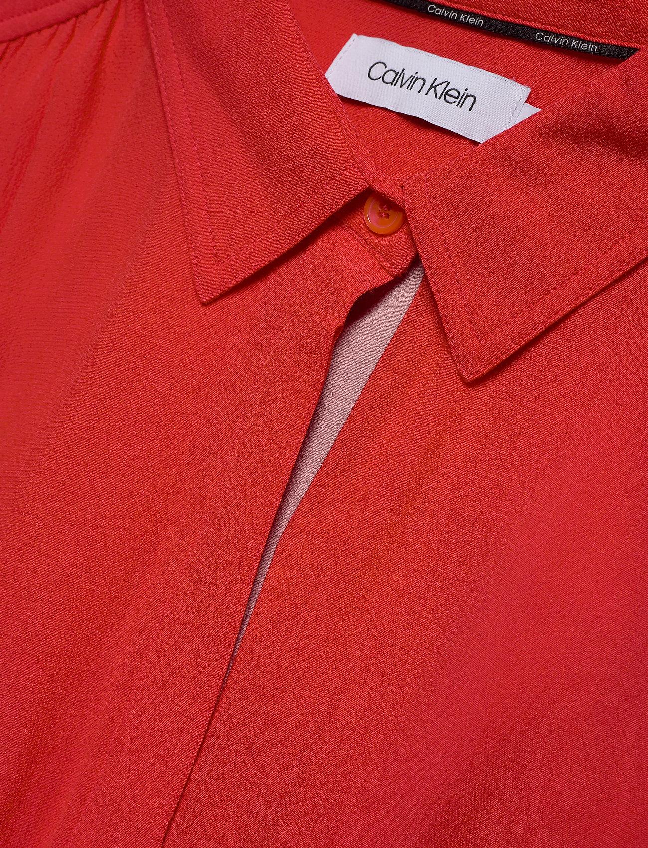 Ss Elastic Waist Shi (Orange Odyssey) (900 kr) - Calvin Klein