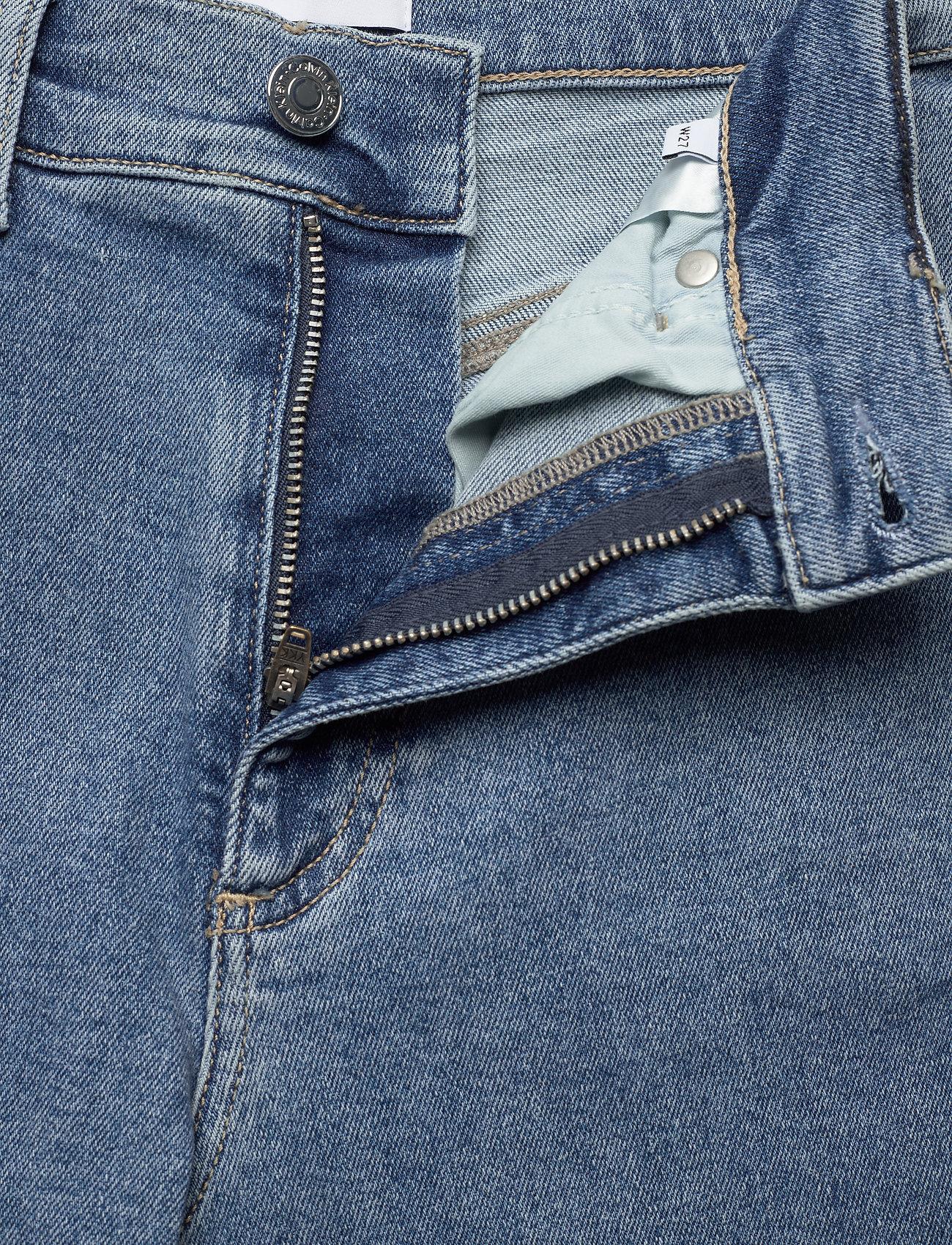 Wide Leg Crop Pant (Natal Blue) (129.90 €) - Calvin Klein 3auUmx5F