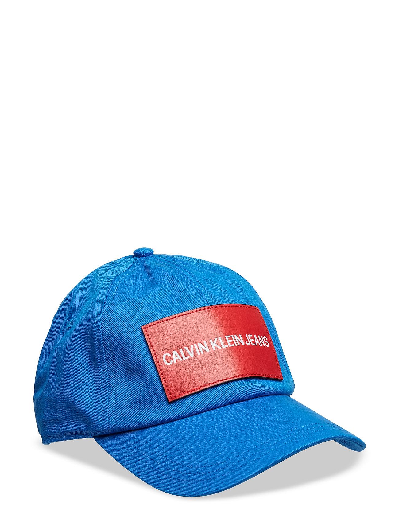 Image of J Calvin Klein Jeans Accessories Headwear Caps Blå Calvin Klein (3094066311)