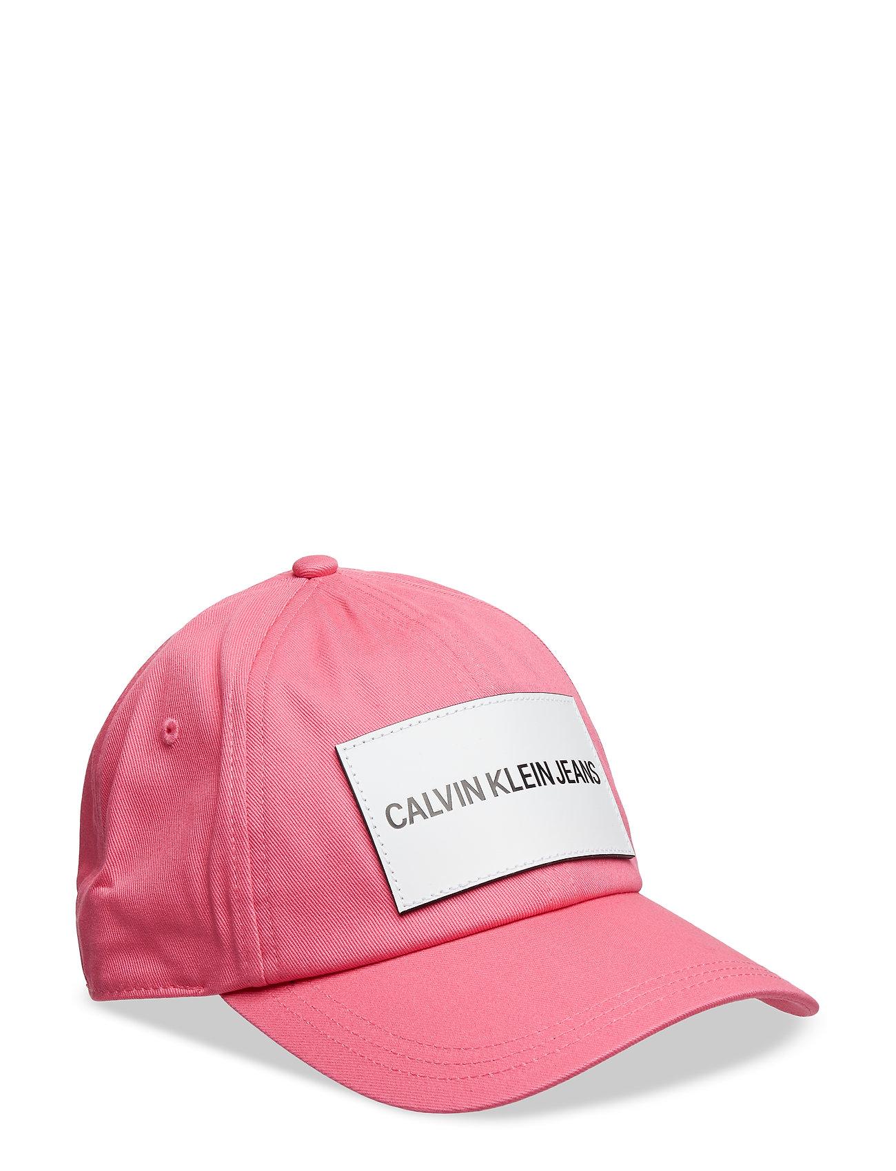 Image of J Calvin Klein Jeans Accessories Headwear Caps Lyserød Calvin Klein (3094066307)