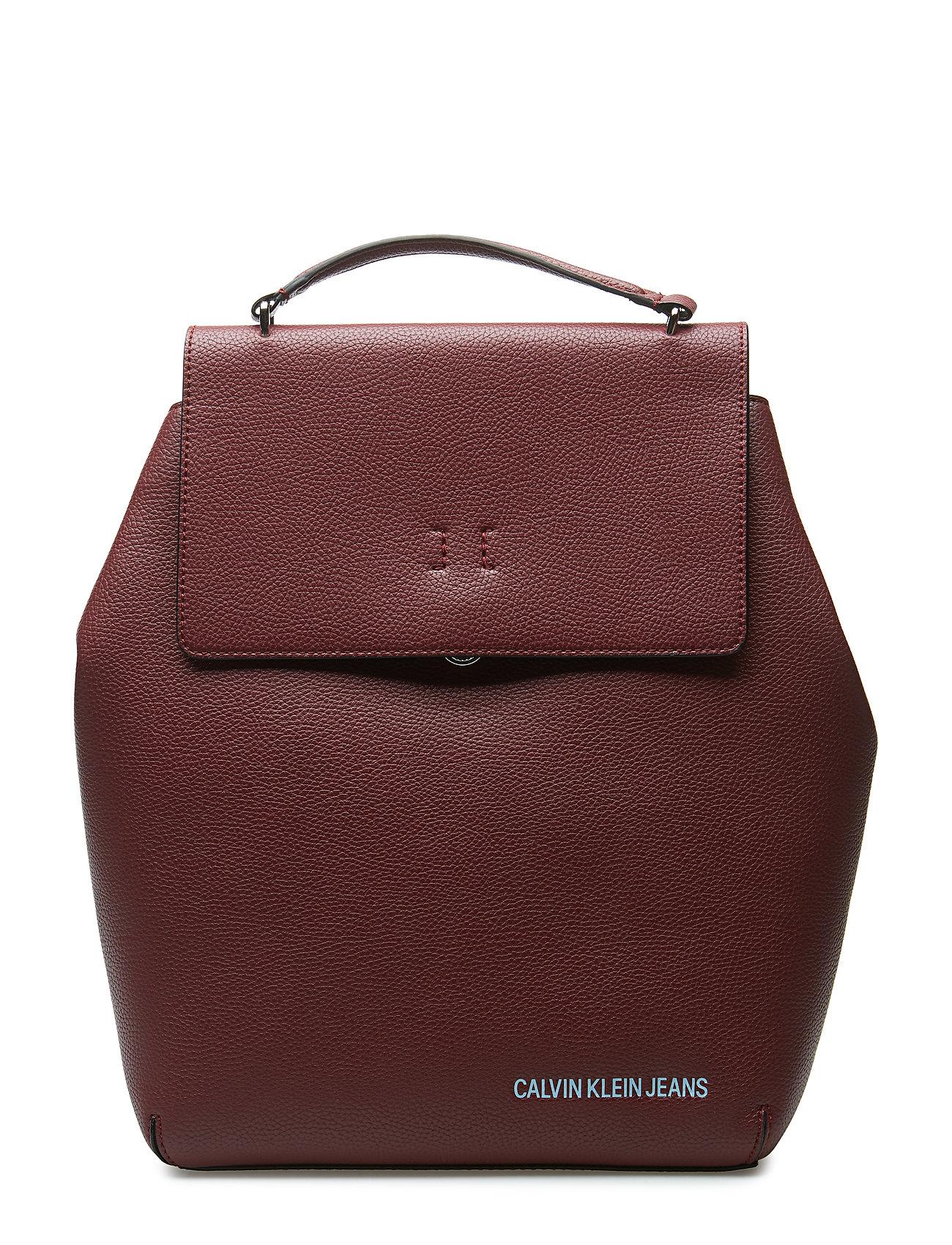 CALVIN KLEIN Ultra Light Backpack Rucksack Tasche Rot CALVIN KLEIN