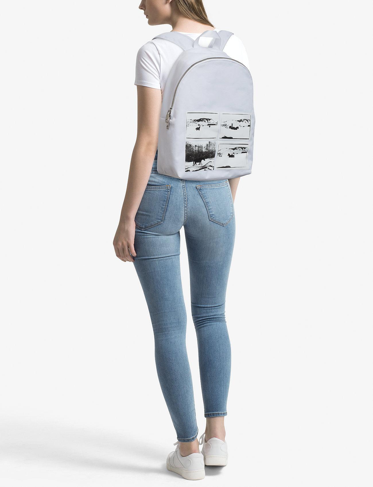 Calvin Klein WARHOL HORSES IN SNO - BRIGHT WHITE
