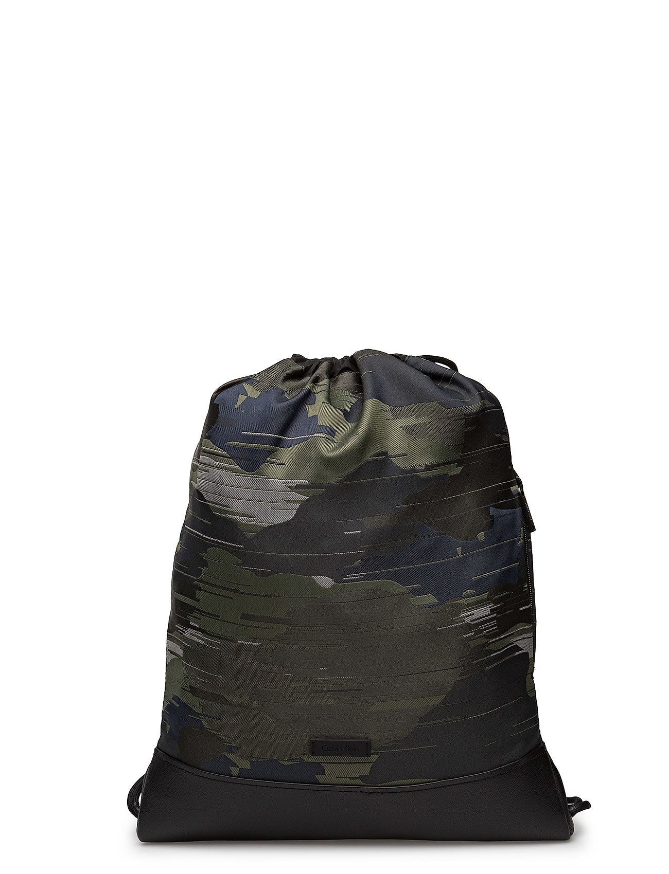 Calvin Klein FINTON FLAT BACKPACK - SPEED CAMO