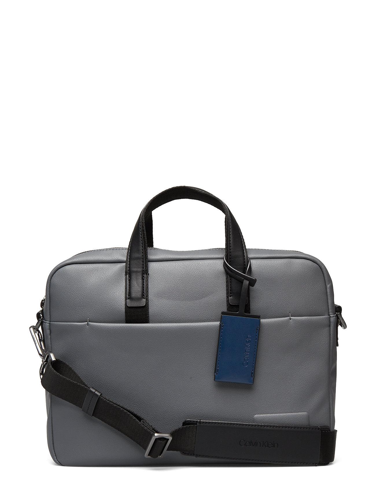 Calvin Klein TASK FORCE 1 GUSSET - STEEL GREYSTONE