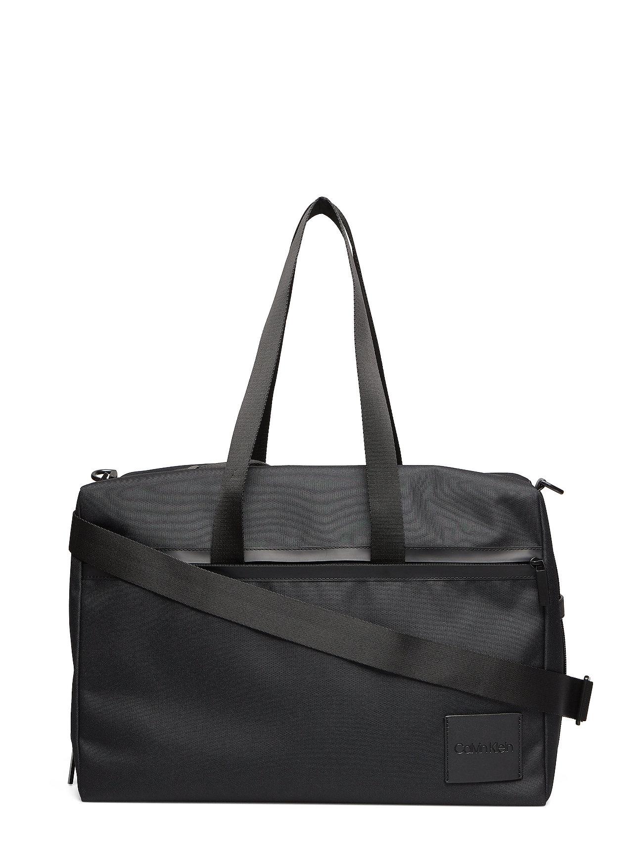 CALVIN KLEIN Split Weekender Bags Weekend & Gym Bags Schwarz CALVIN KLEIN