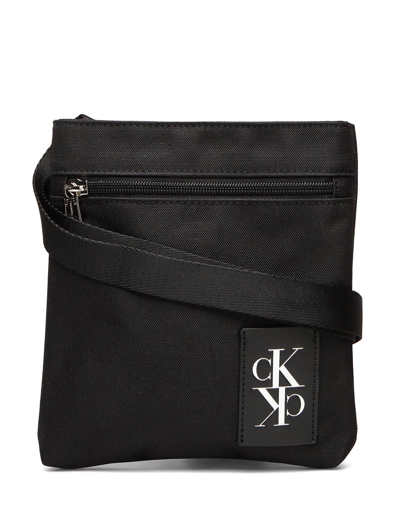 Calvin Klein SPORT ESSENTIALS MICRO FLAT PACK - BLACK