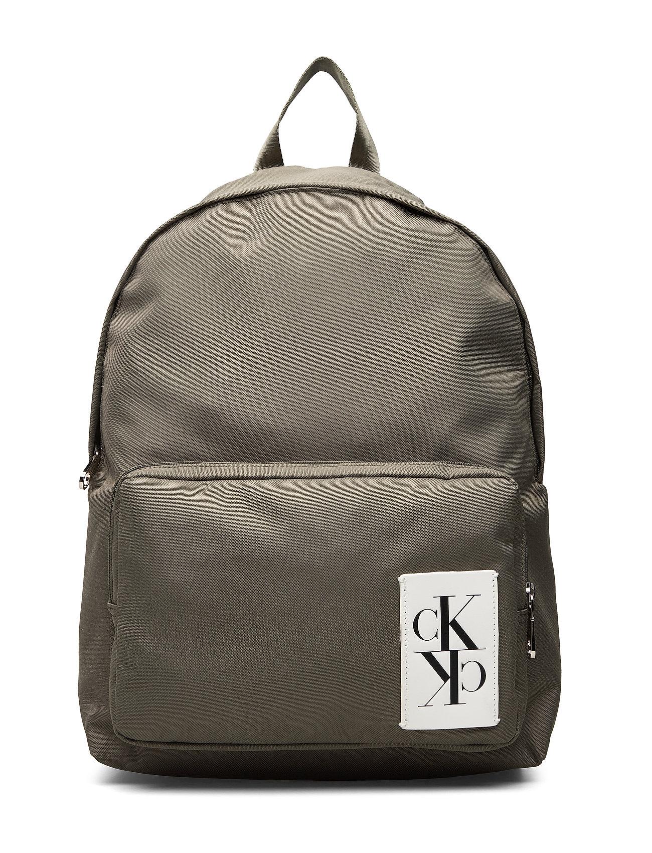 Calvin Klein SPORT ESSENTIALS CP BACKPACK 45 - DUSTY OLIVE
