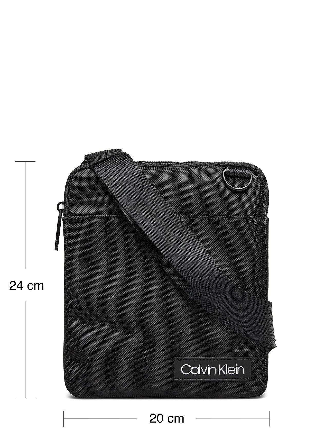 Calvin Klein - ULTIMATE NYLON FLAT - sacs à bandoulière - black - 5