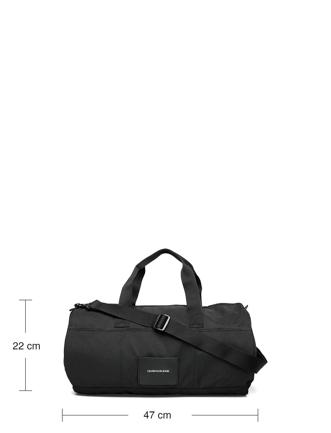Calvin Klein - SPORT ESSENTIAL DUFFLE INST - gymtassen - black - 5