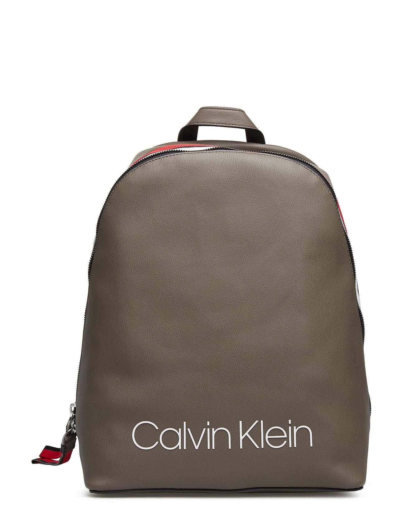 CALVIN KLEIN Collegic Backpack Rucksack Tasche Grau CALVIN KLEIN