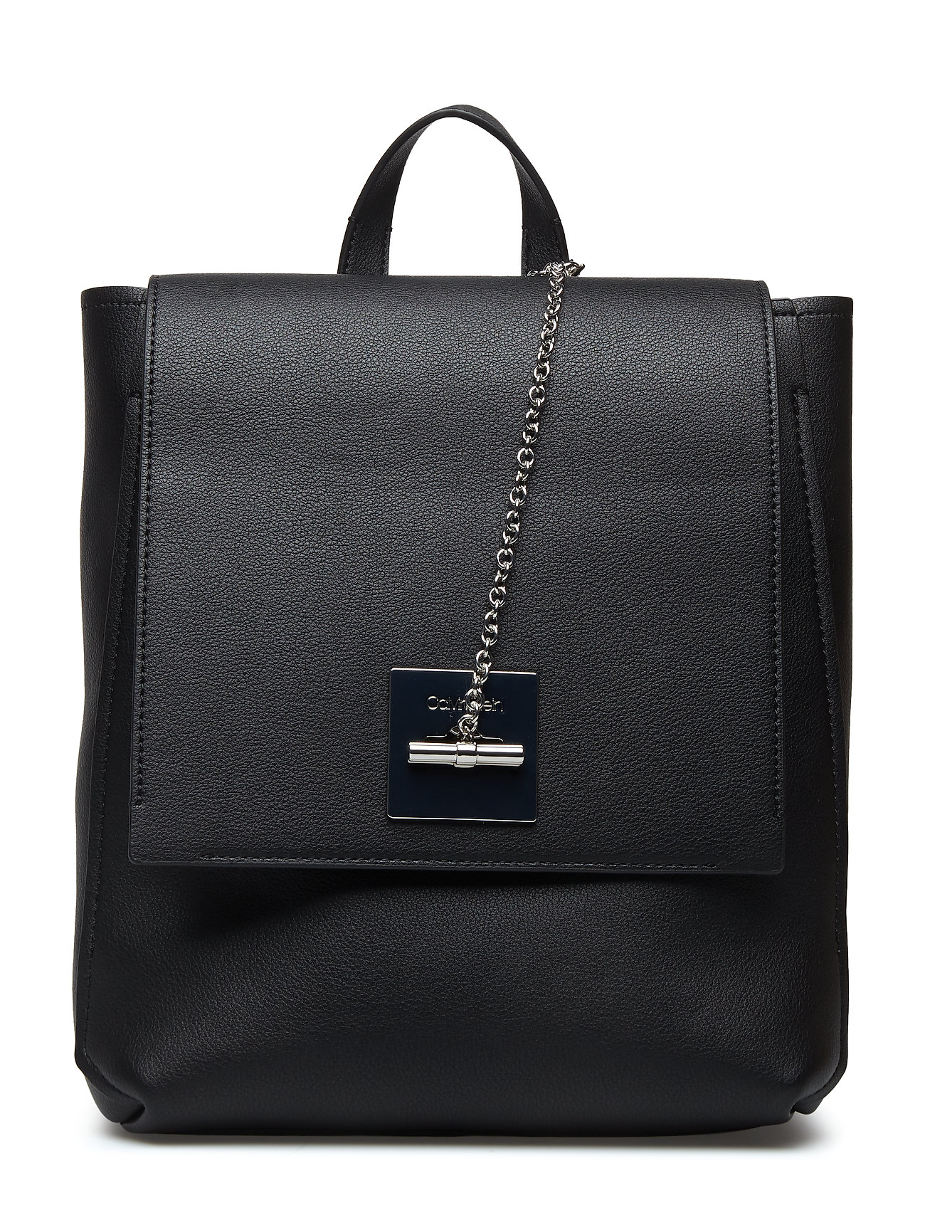 CALVIN KLEIN Ck Lock Backpack Bags Backpacks Use This Schwarz CALVIN KLEIN