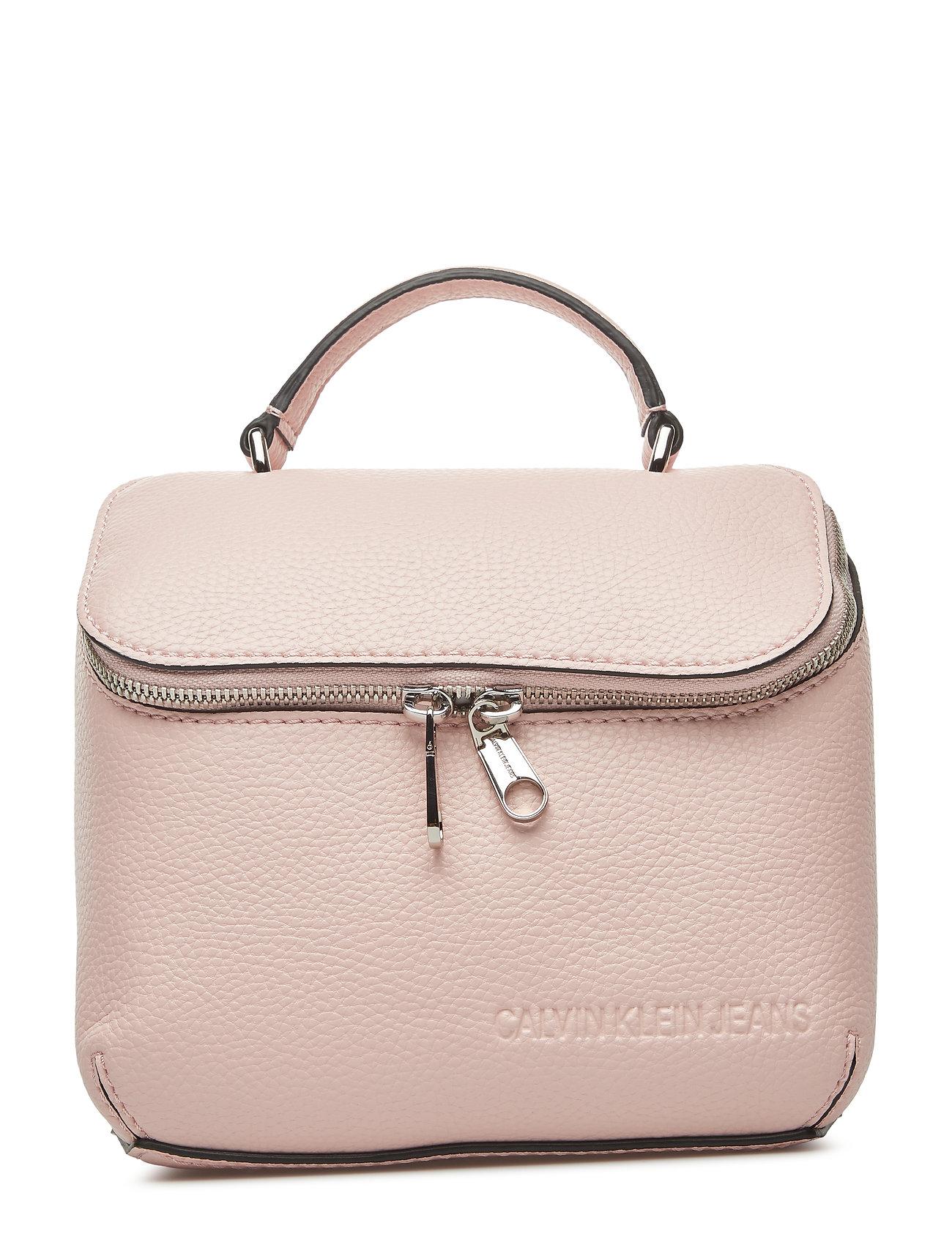 CALVIN KLEIN Ultra Light Binocular Bag Bags Small Shoulder Bags/crossbody Bags Pink CALVIN KLEIN