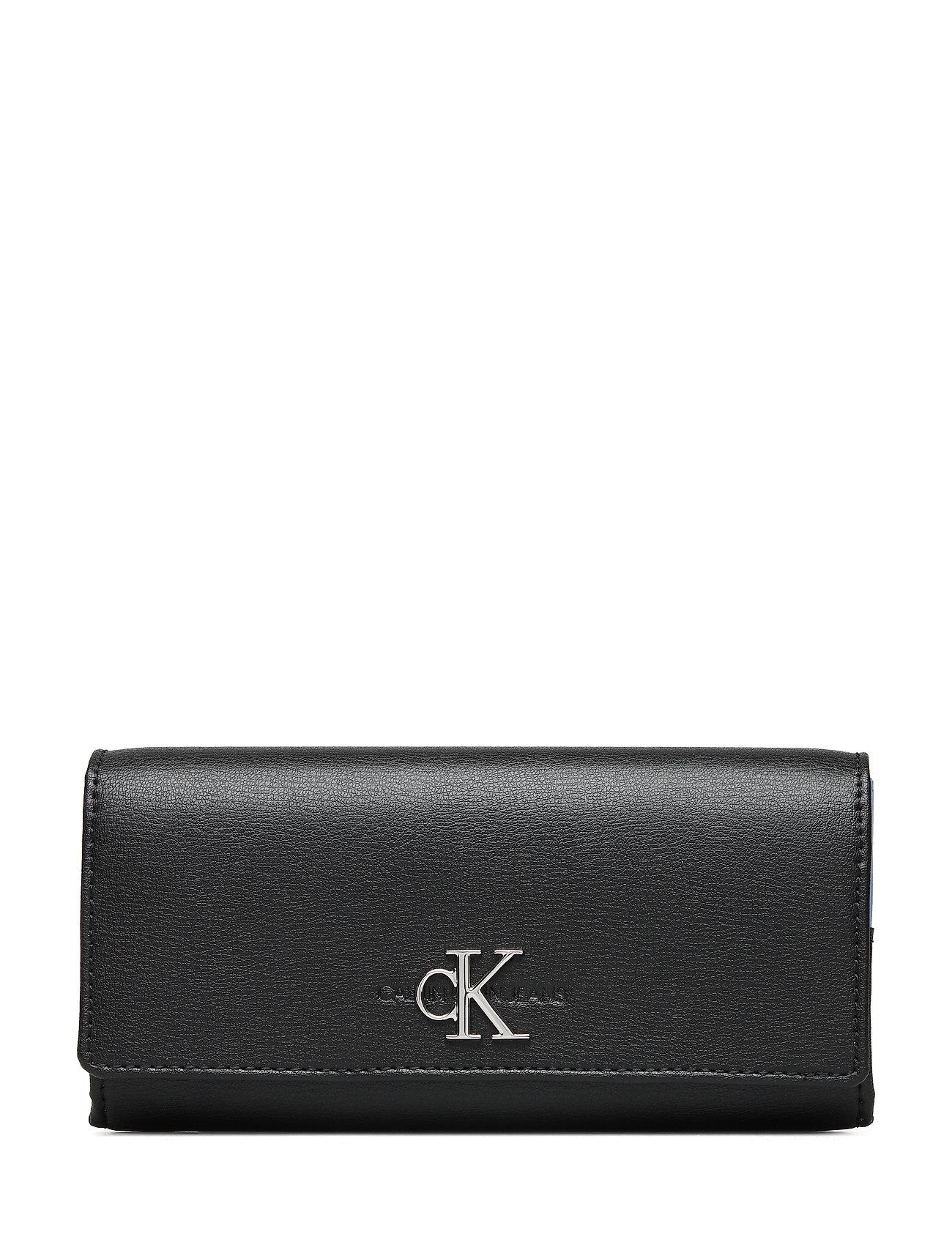 Calvin Klein CKJ MONOGRAM HW LONG - BLACK