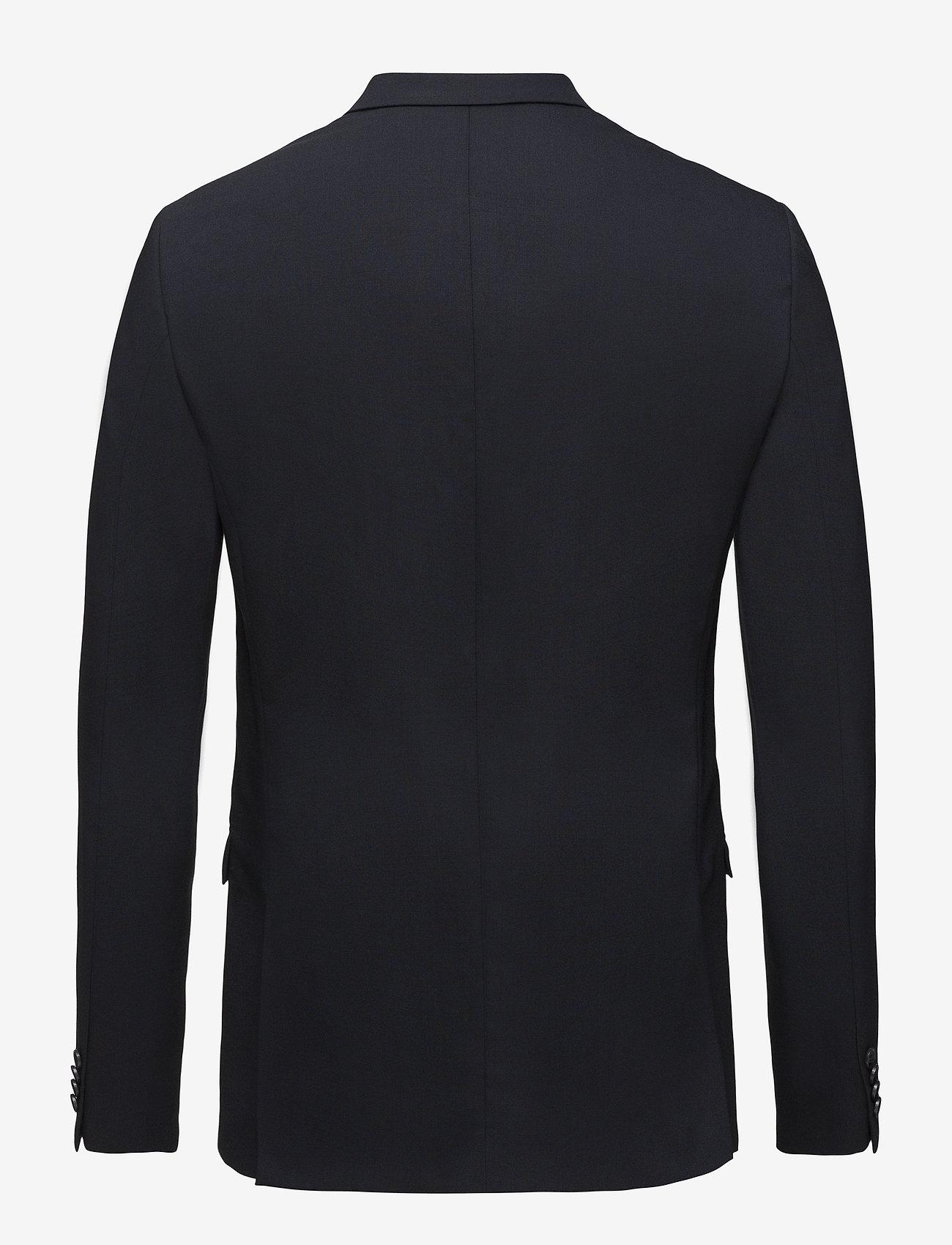 Calvin Klein - STRETCH WOOL SLIM SUIT BLAZER - single breasted blazers - midnight navy - 1