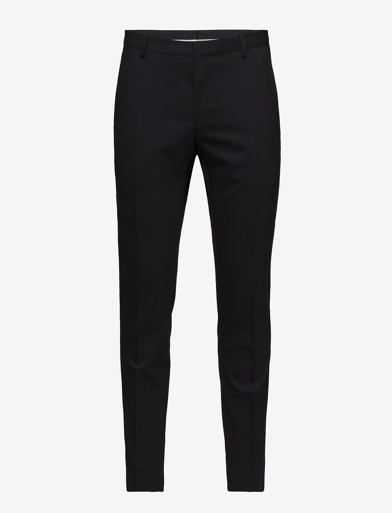 Calvin Klein - STRETCH WOOL SLIM SUIT PANT - suit trousers - midnight navy - 0