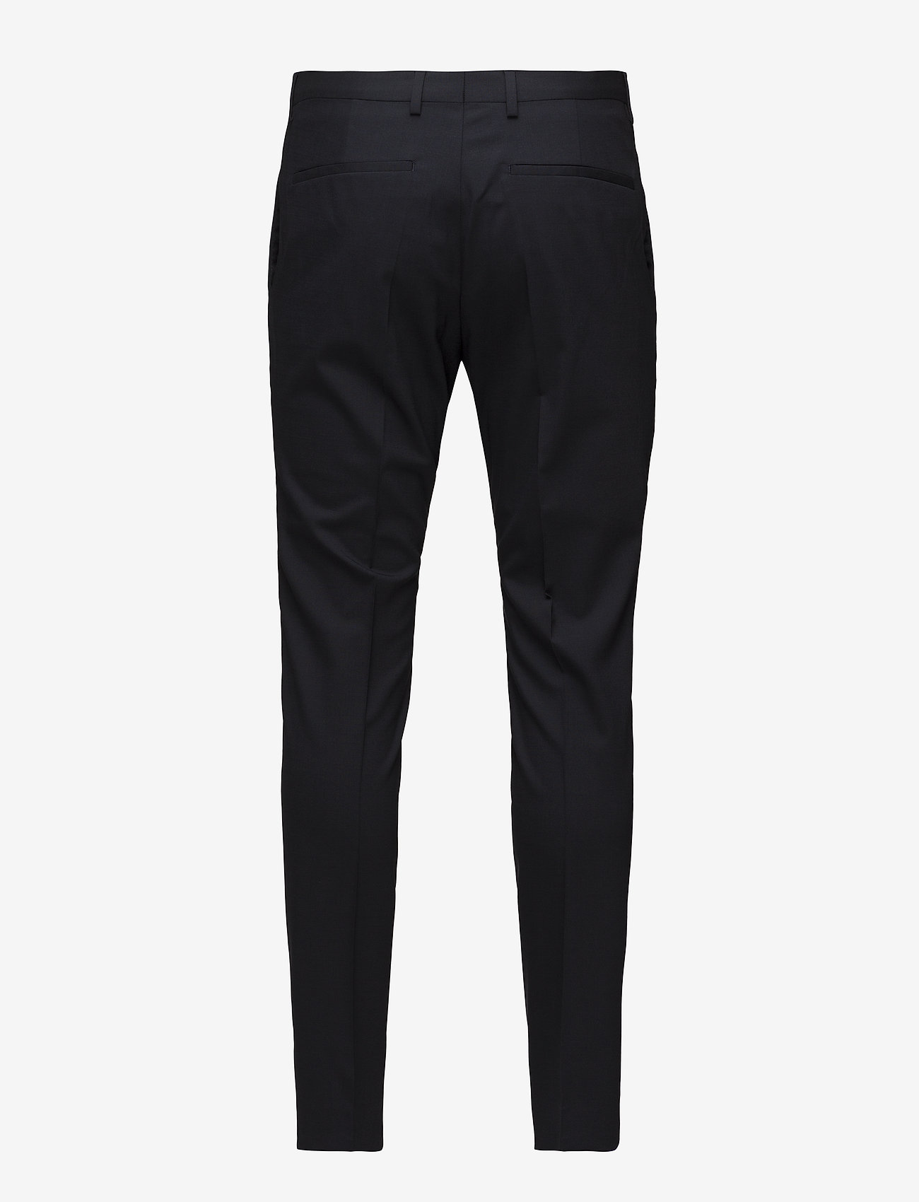 Calvin Klein - STRETCH WOOL SLIM SUIT PANT - suit trousers - midnight navy - 1