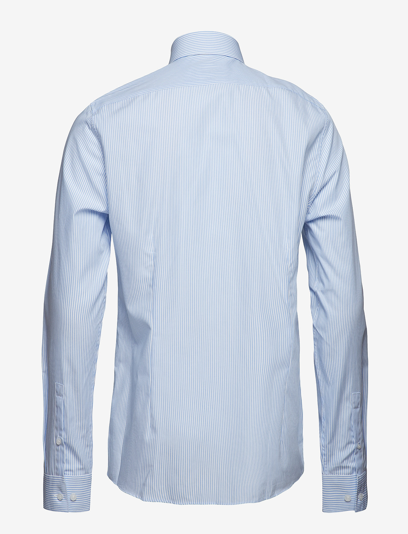 Calvin Klein - STRIPE EASY IRON SLI - business shirts - df light blue - 1