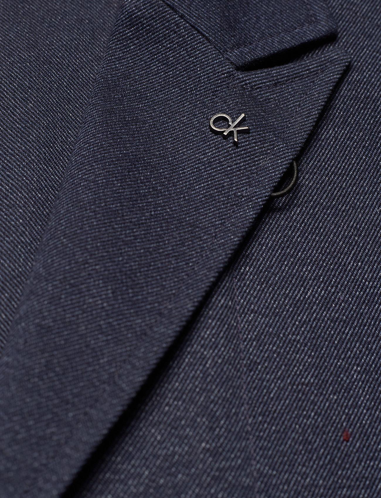 Calvin Klein Stretch Denim Casua - Kostymer & Kavajer Dark