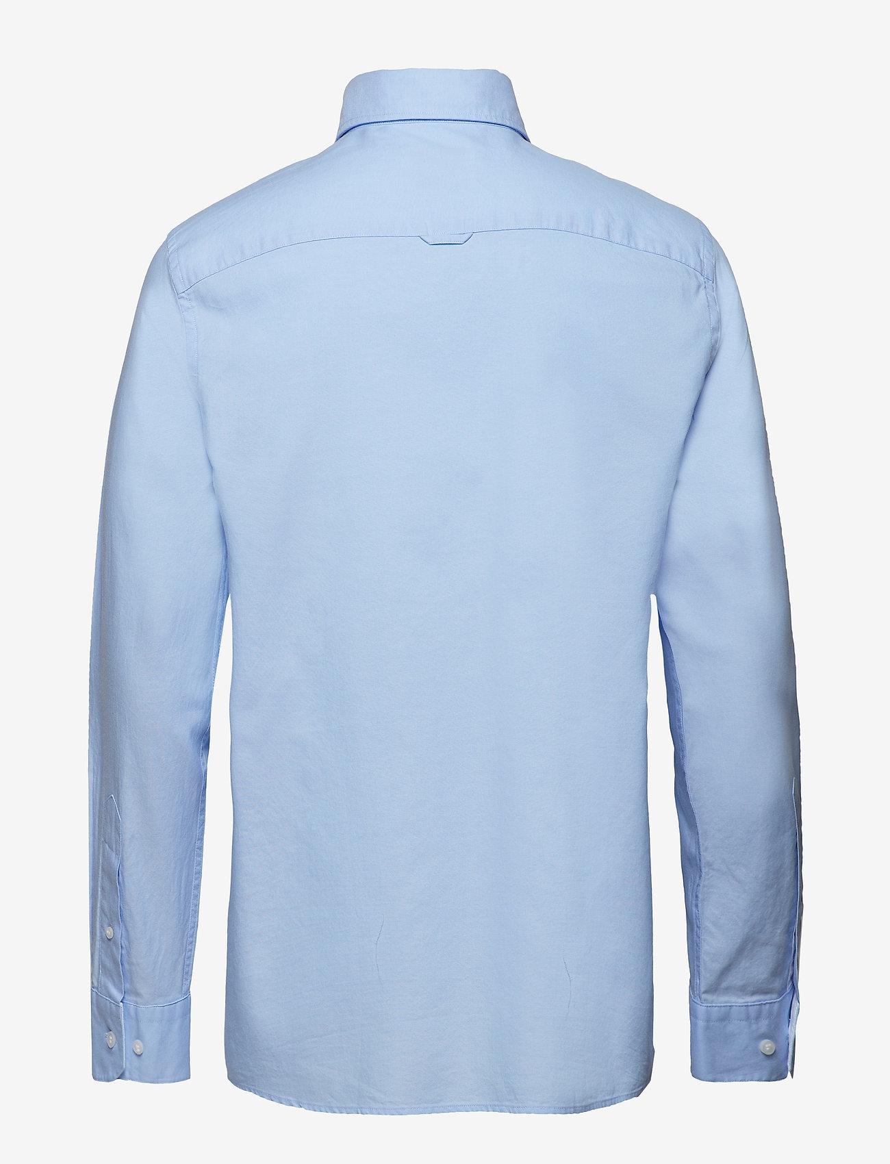 Calvin Klein - BUTTON DOWN WASHED O - basic shirts - light blue - 1