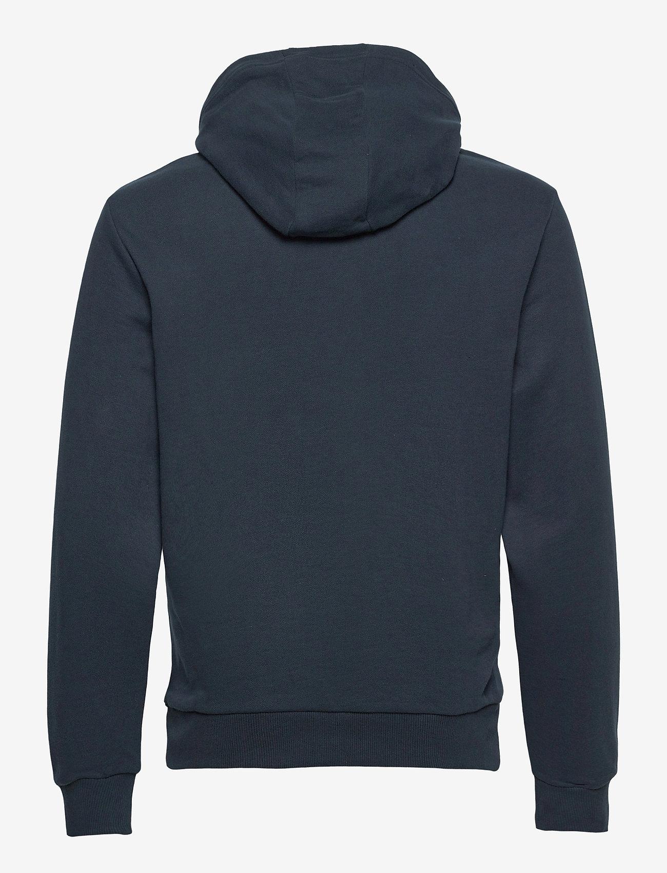 Calvin Klein - LOGO EMBROIDERY HOODIE - hoodies - calvin navy - 1