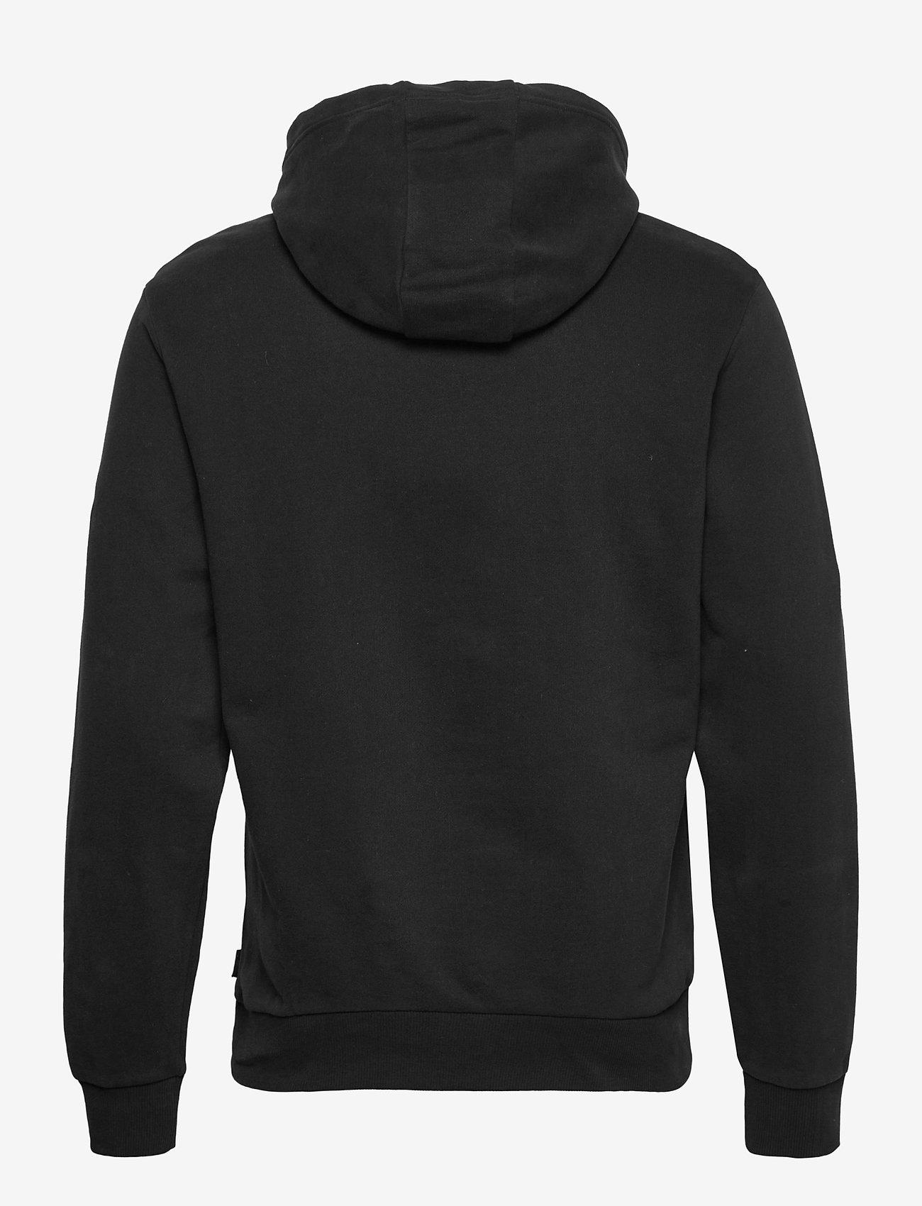Calvin Klein - LOGO EMBROIDERY HOODIE - hoodies - ck black - 1