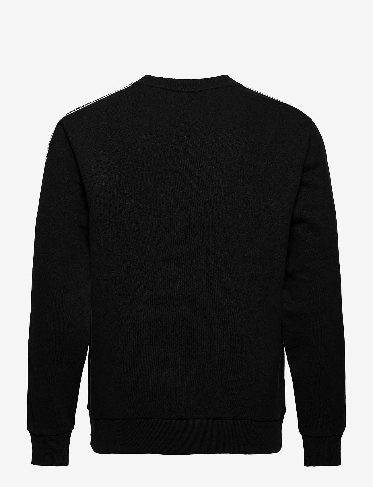 Calvin Klein - ESSENTIAL LOGO TAPE SWEATSHIRT - truien - ck black - 1