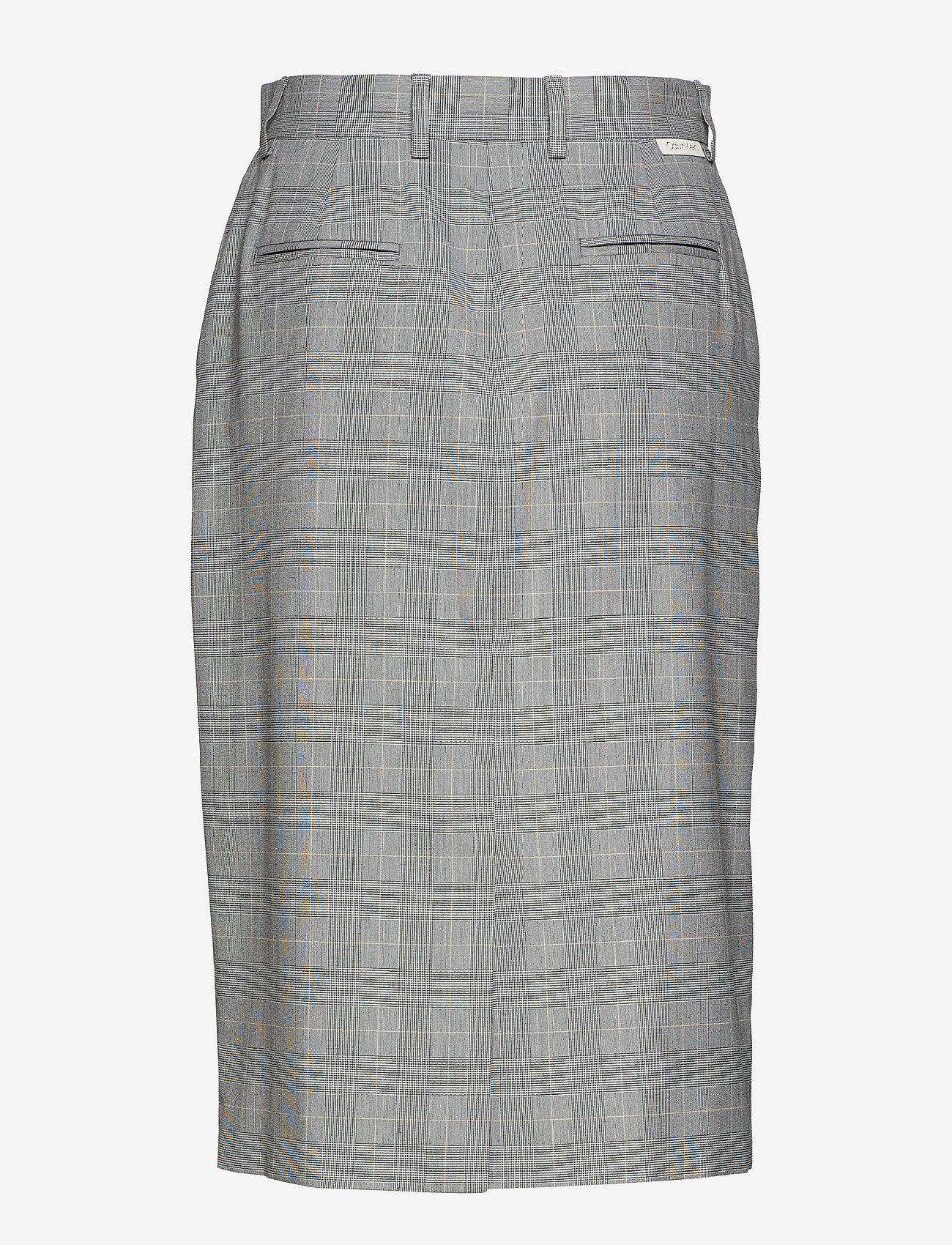 Glencheck Skirt (Glencheck) - Calvin Klein gVkmJQ