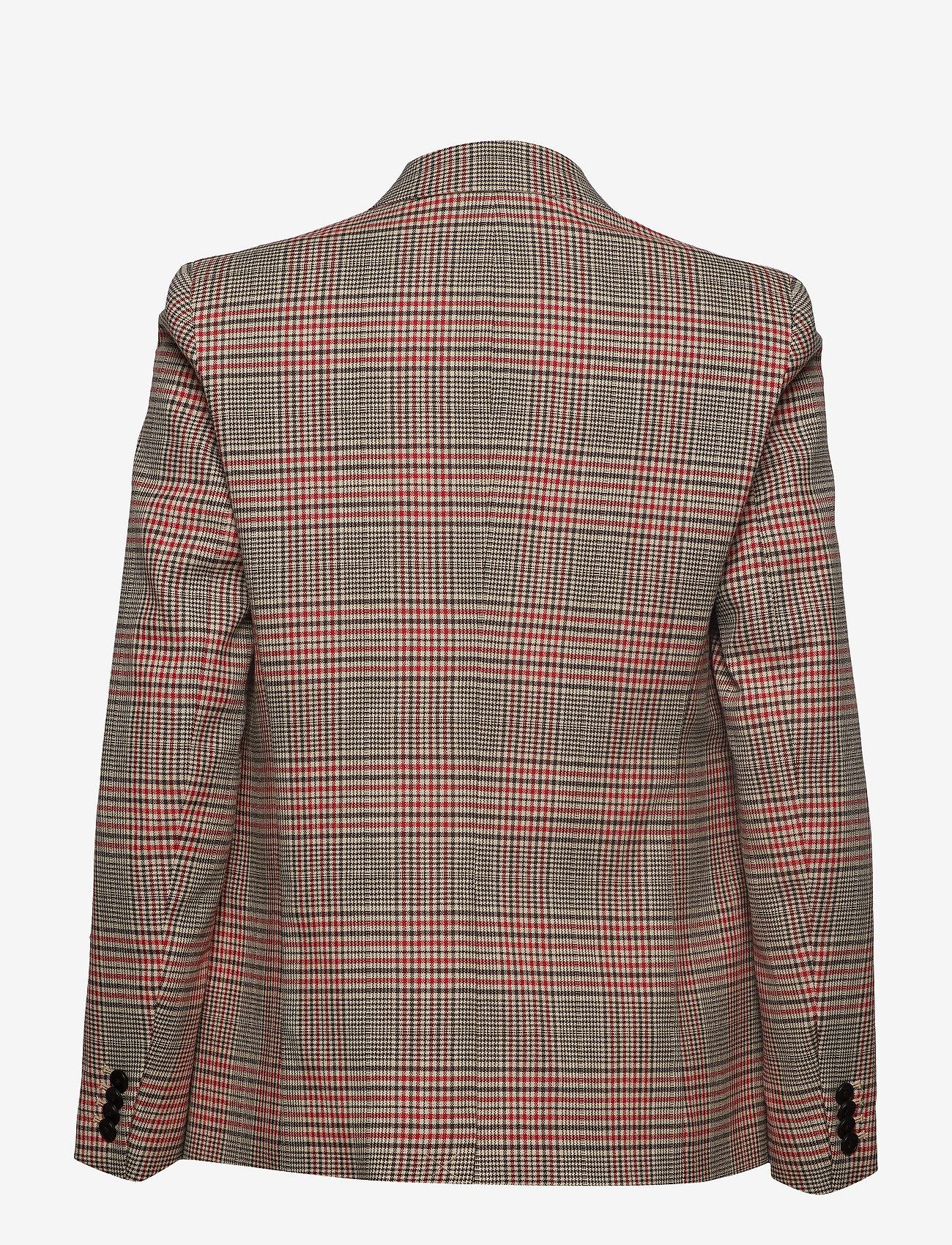 Calvin Klein - HERITAGE CHK DB BLAZ - blazers - heritage check - 1