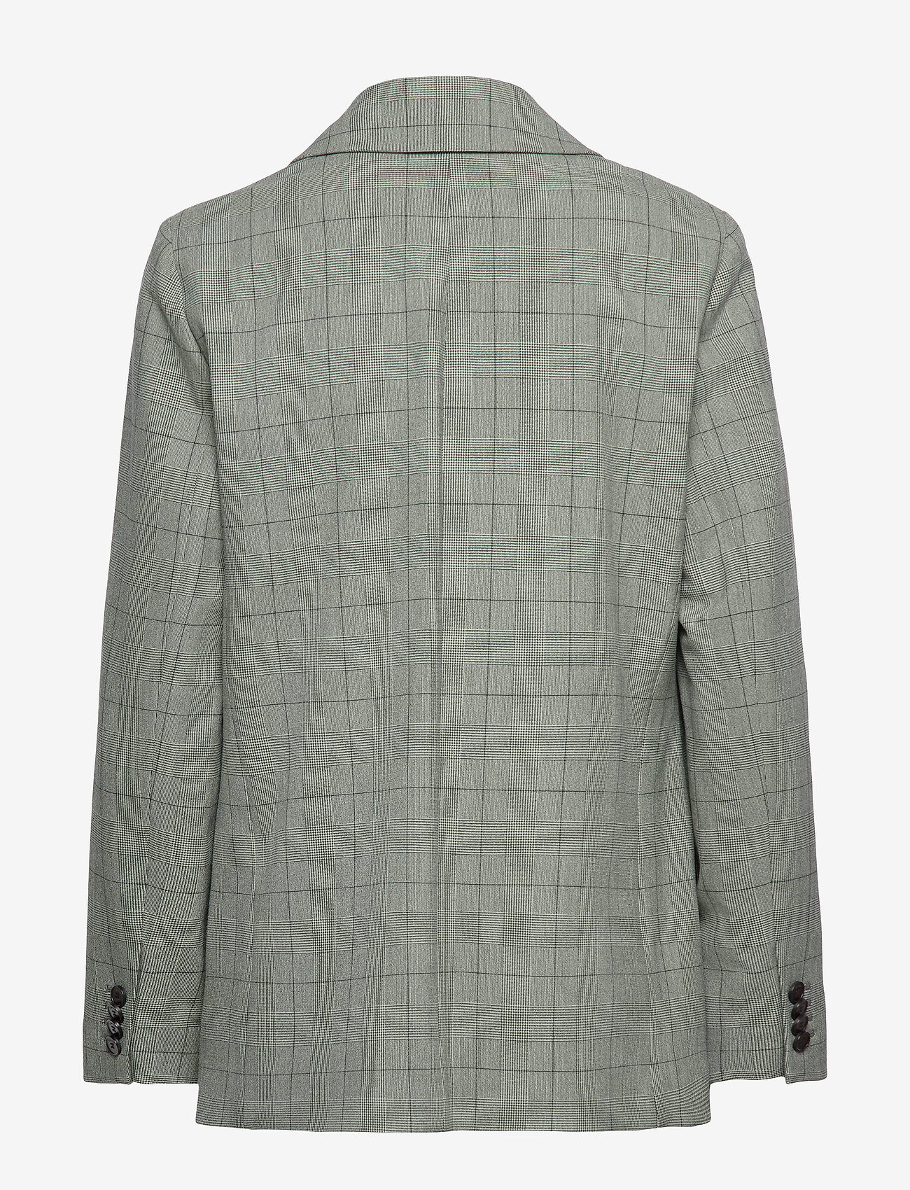 Check Relaxed Blazer (Tailoring Check - Apple Mint) (2240 kr) - Calvin Klein