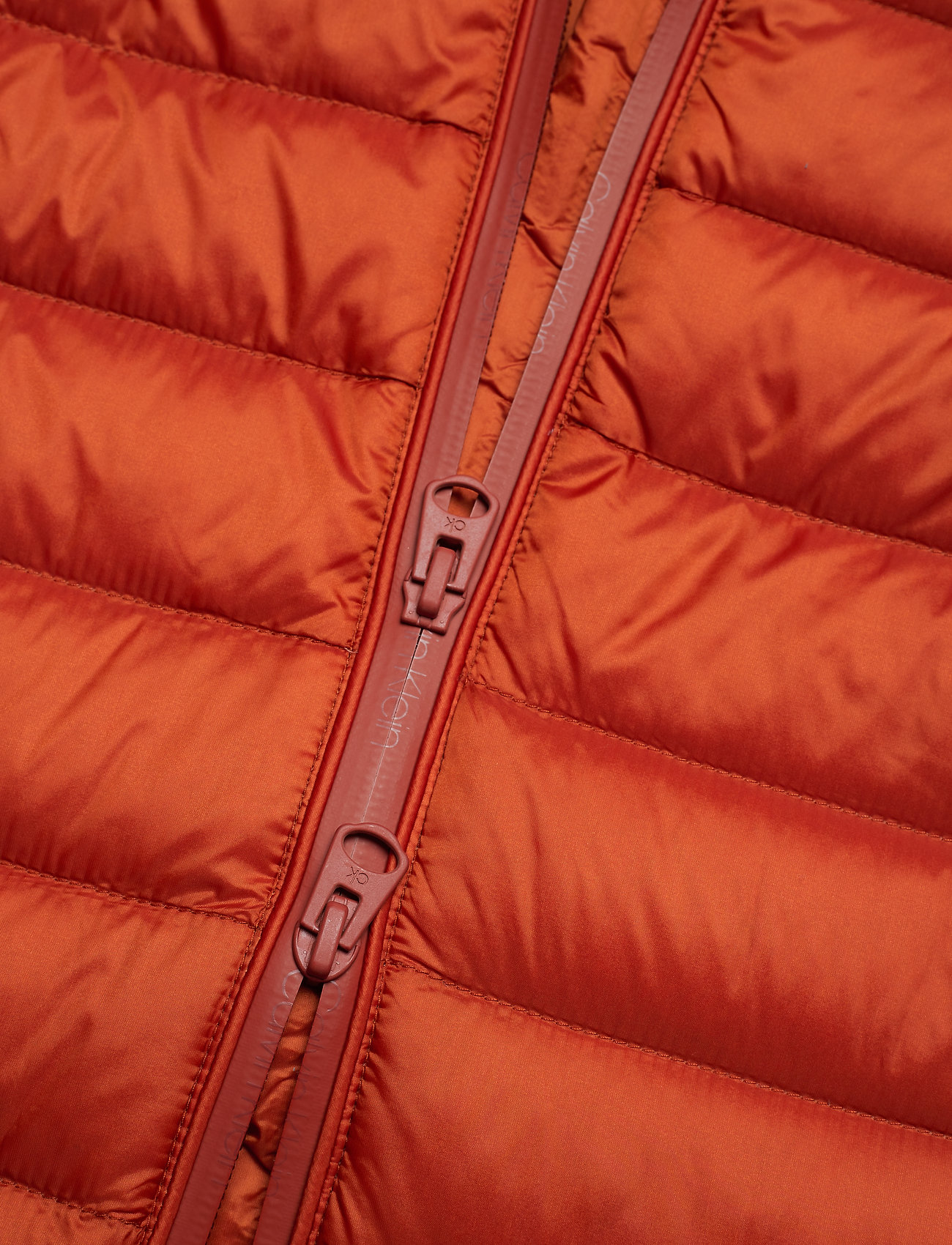 Coated Zip Light Dow (Ginger Bread 18-1244) (1430 kr) - Calvin Klein
