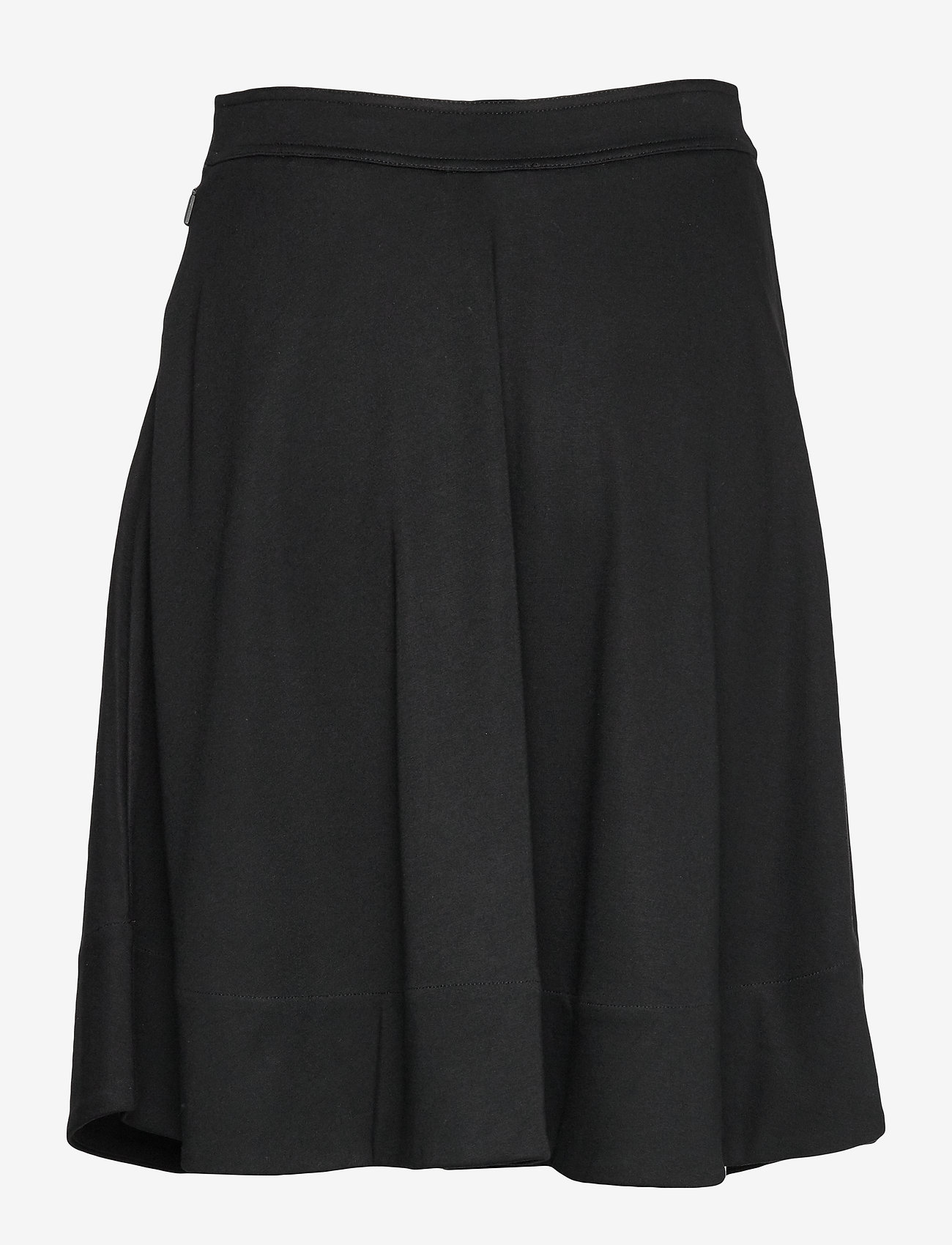 Calvin Klein Jersey Half Circle Skirt - Skirts